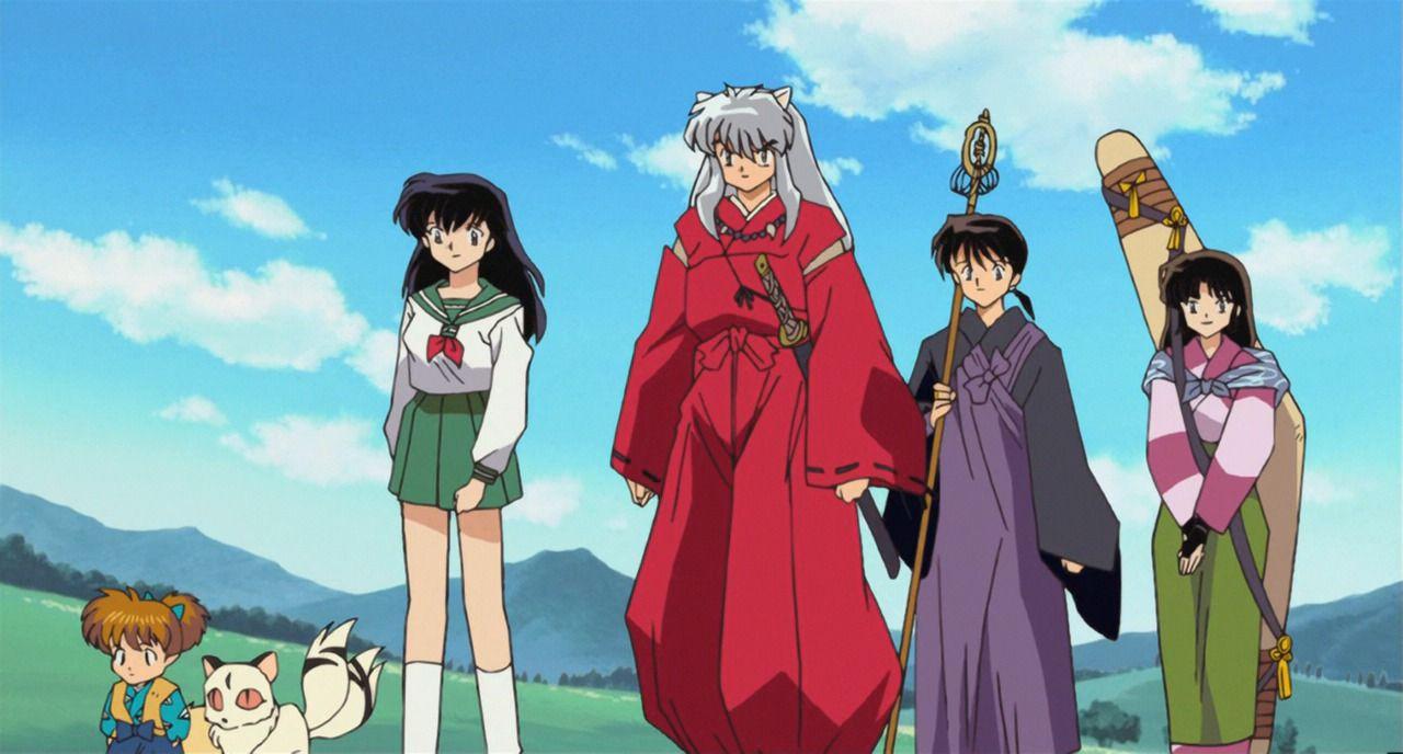 Inuyasha juga enggak boleh dilupain ketika membahas anime isekai