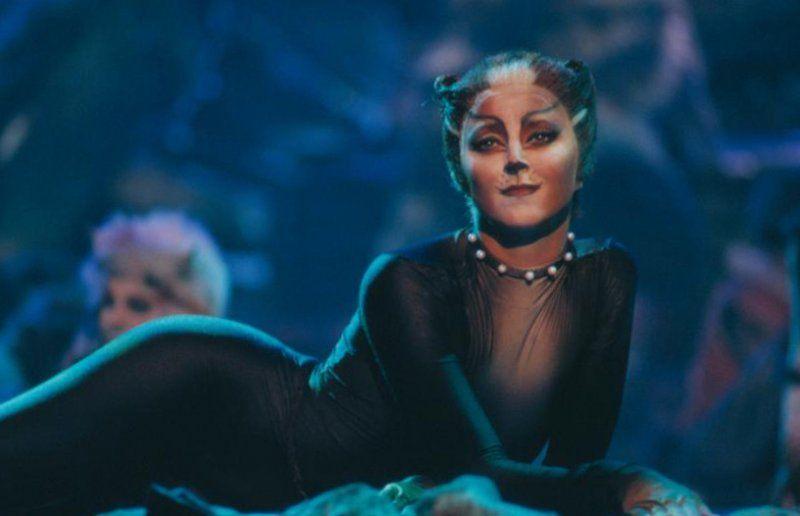 Cassandra The Egyptian Queen Musicals Cat Movie Cats Musical