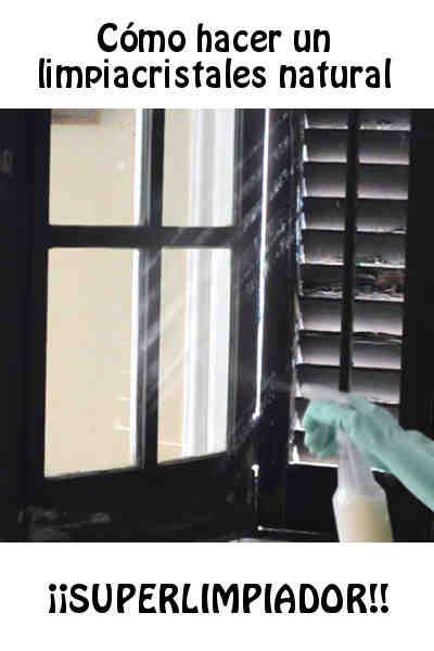 Limpiador de cristales casero consejos para limpiar los cristales del acuario with limpiador de - Limpia cristales casero ...