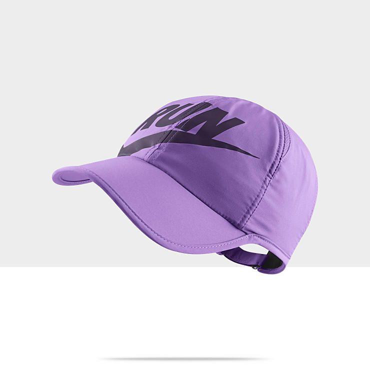 Nike Run Swoosh Featherlight Running Hat  8bcb95ac6b5