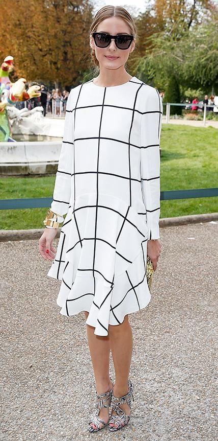 95d8b4bd741 Olivia Palermo s Fashion Week Looks