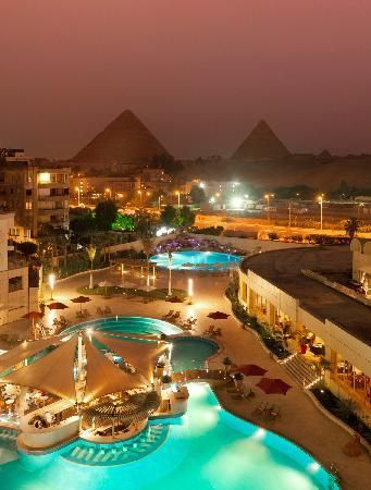 Le Meridien Pyramids Hotel Spa Starwood Hotels Hotel Spa Great Pyramid Of Giza