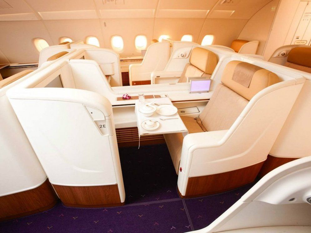 Why First Class Plane Tickets Are So Expensive Business Insider First Class Plane Luxury Lifestyle Dreams First Class Tickets