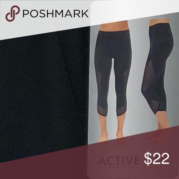 1b61107a71 I just added this listing on Poshmark: Active Life Women's Mesh Detailed  Capri Yoga Pants. #shopmycloset #poshmark #fashion #shopping #style  #forsale ...