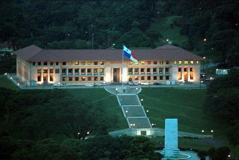 Edificio de la Administración del Canal de Panamá cumple hoy 100años.♥ 21/7/14