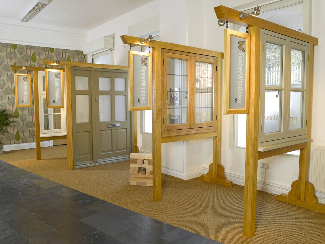 Double glazed windows and solid wood doors | Timber Windows Showroom - Birmingham & Double glazed windows and solid wood doors | Timber Windows ... pezcame.com