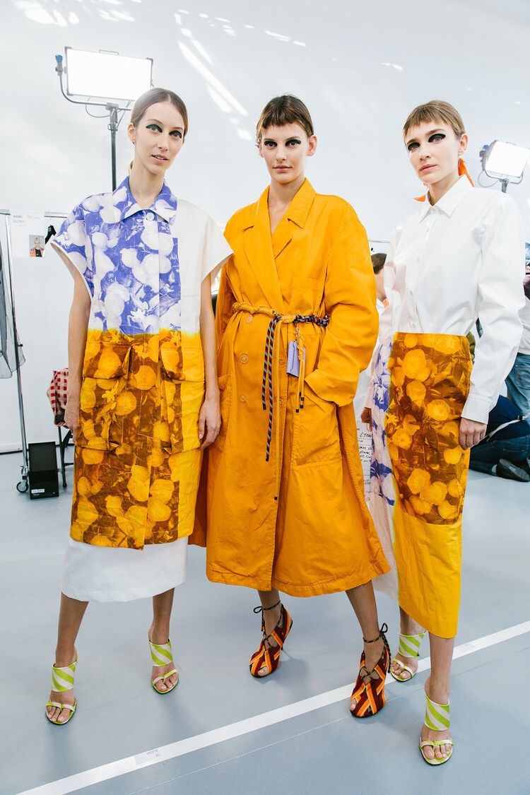 The Best Backstage Photos From Paris Fashion Week Spring 2019 in ... 9cb099c7a0c3f