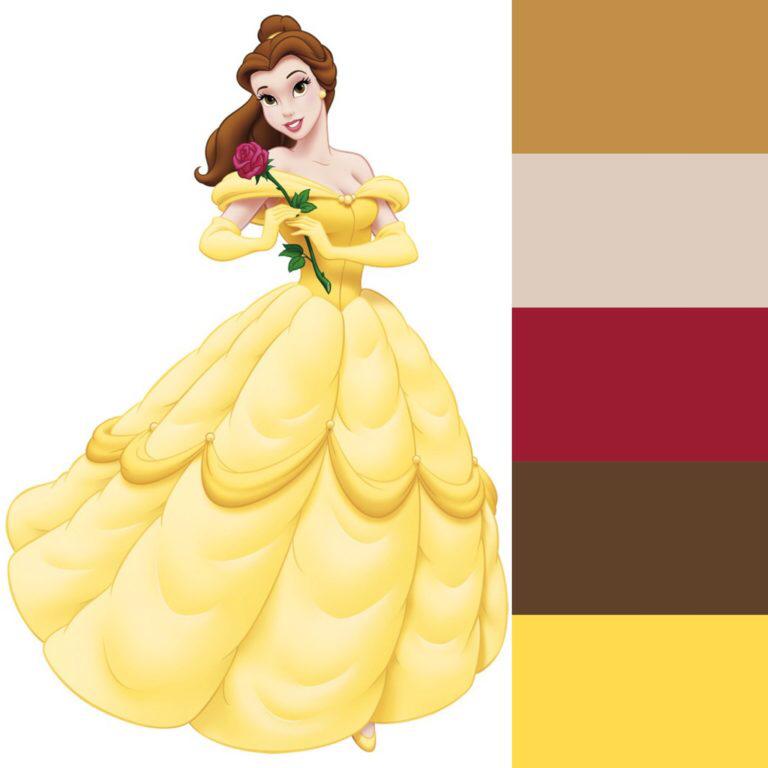 The Color Analysis of Disney Princesses | Consulente di immagine, Rossella Migliaccio
