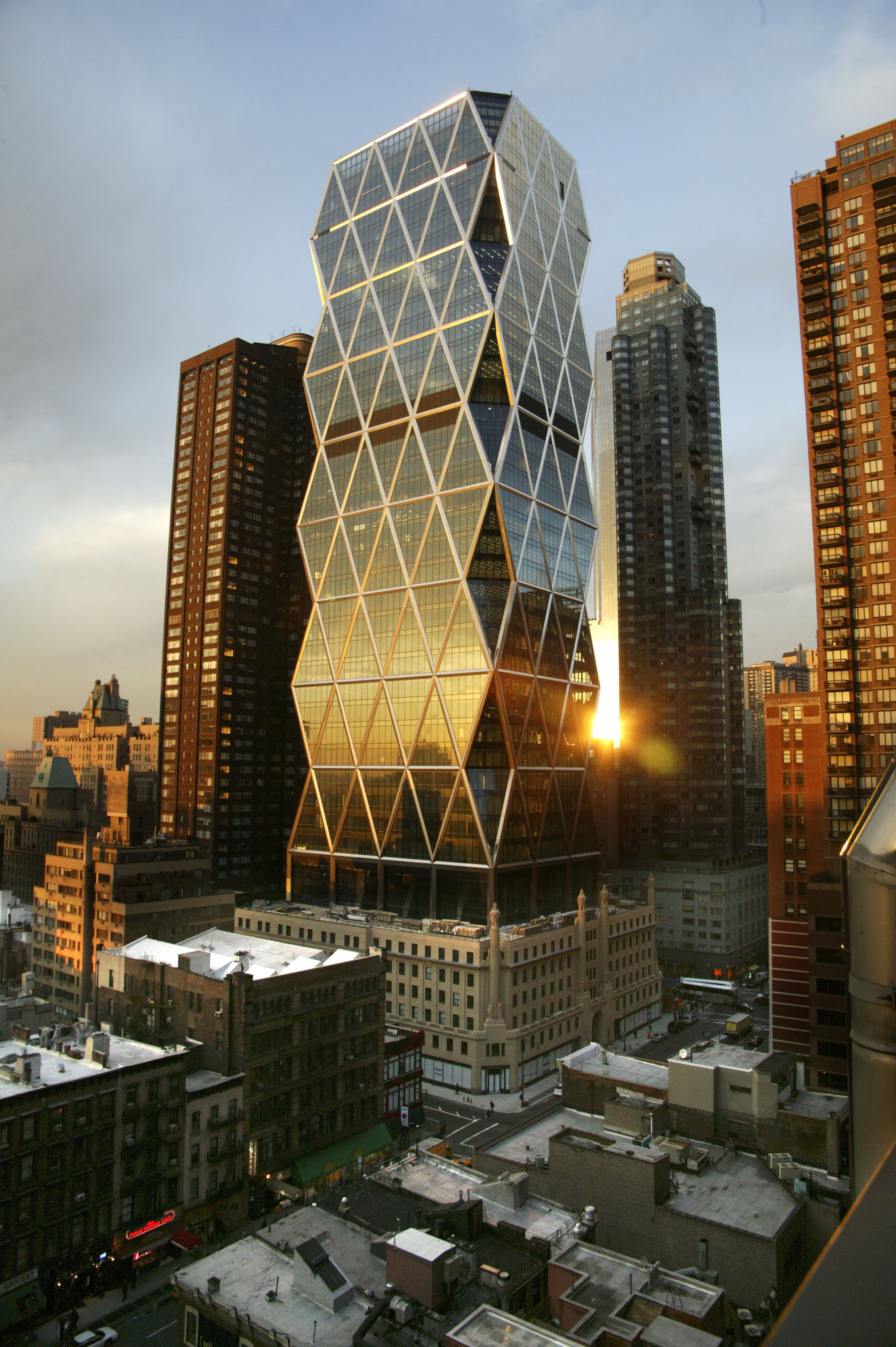 PHOTOS 1 Bryant Park Tower Gets LEED Platinum Certification