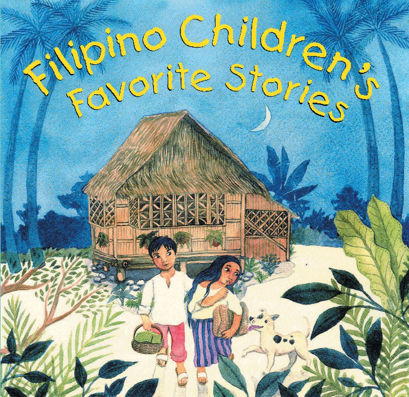 Watercolor books for kids - Filipino Children S Favorite Stories