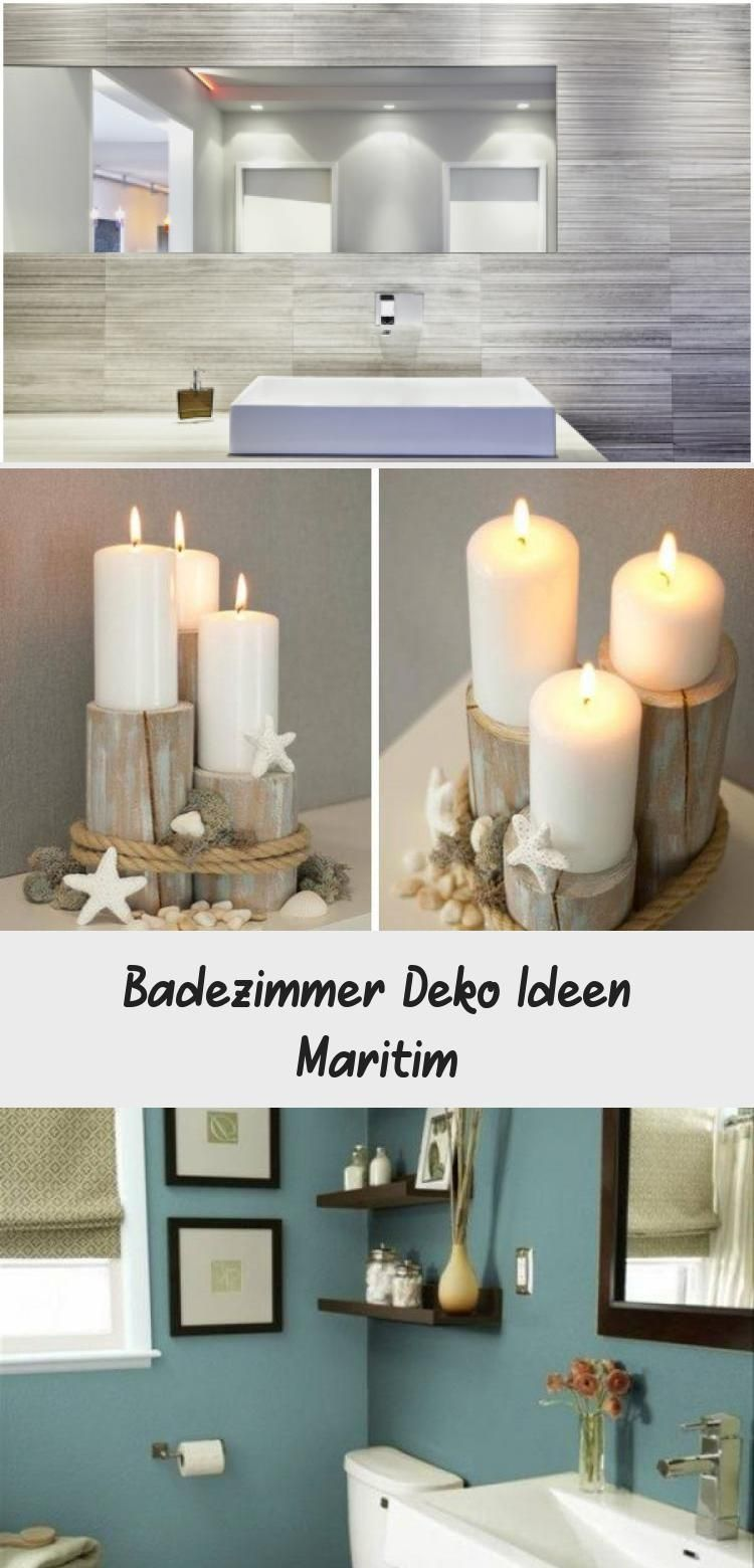 Badezimmer Deko Ideen Maritim Dekoration In 2020 Deco Decor Home Decor
