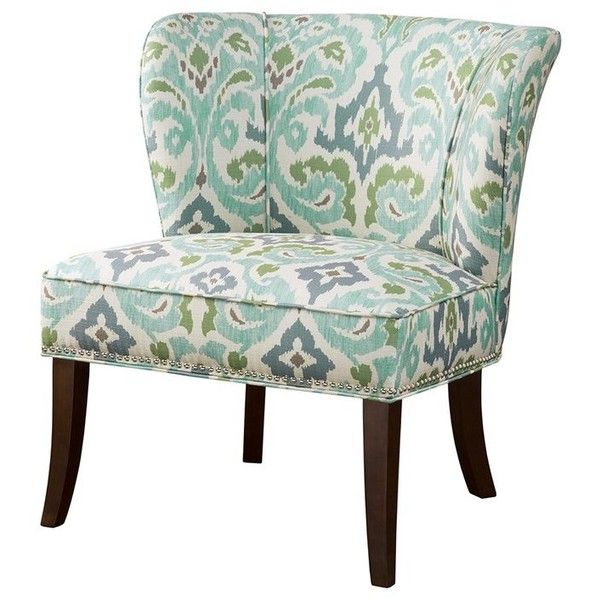 Hilton Side Chair ❤ liked on Polyvore featuring home, furniture and chairs