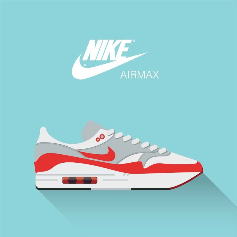 Nike Air Max | Top 10 sneaker design of all time in 2019