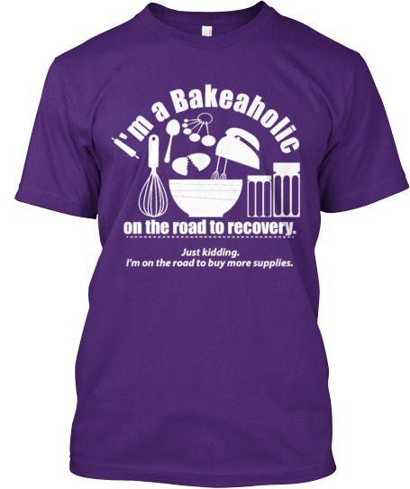 I'm a Bakeaholic