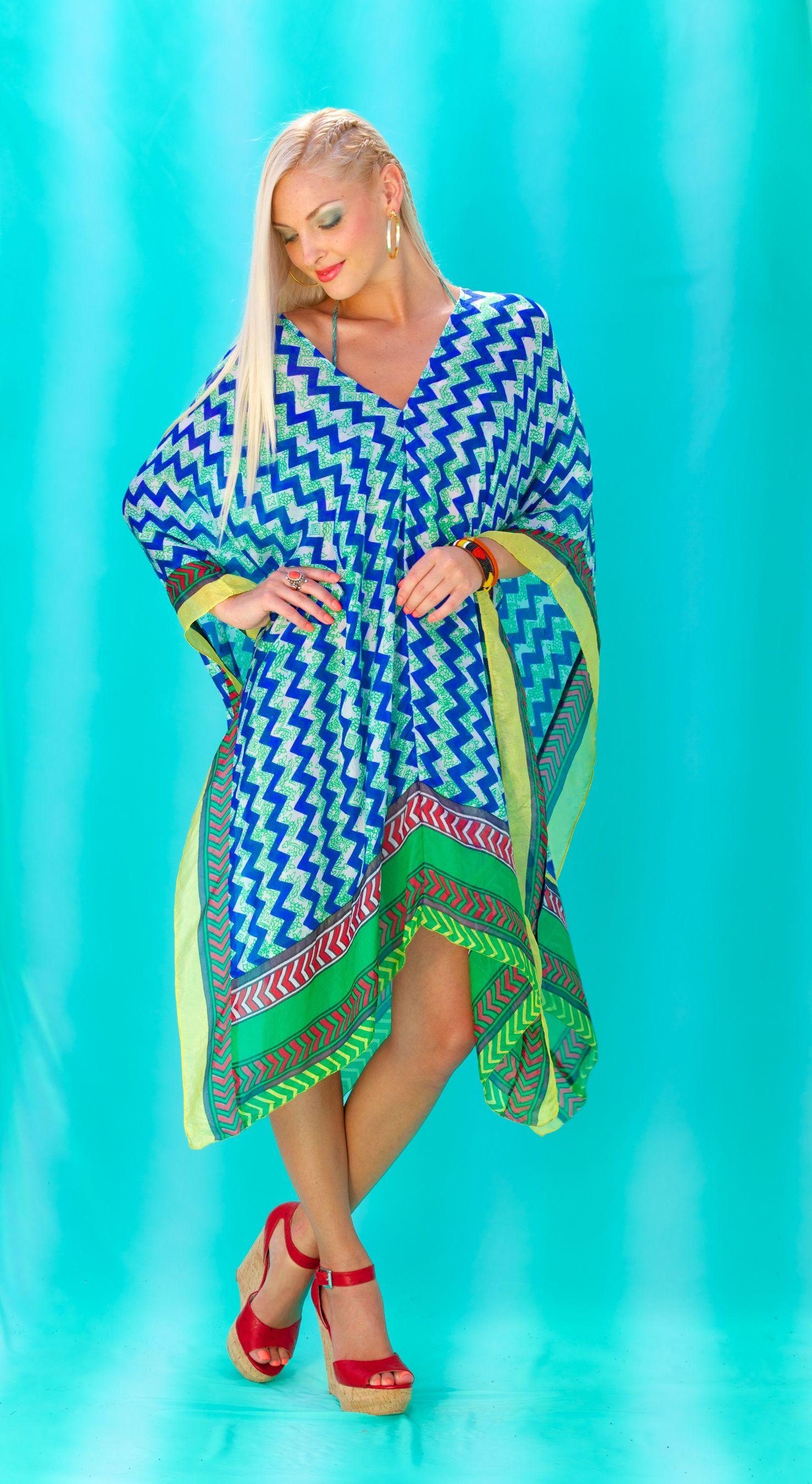 Lotta Stensson Navajo Poncho! Great beach  cover up... #lottastensson #lottanyc #fashion #beachwear #resortwear #lottalove