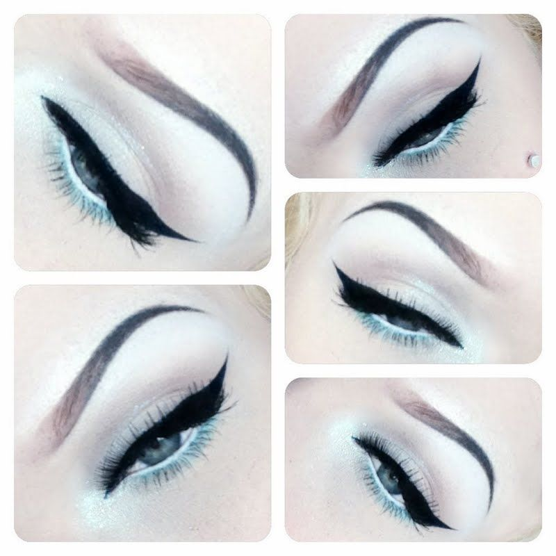 Icicle by Hannah S. Click the pic to see what products she used. #beauty #makeup #everydaylook