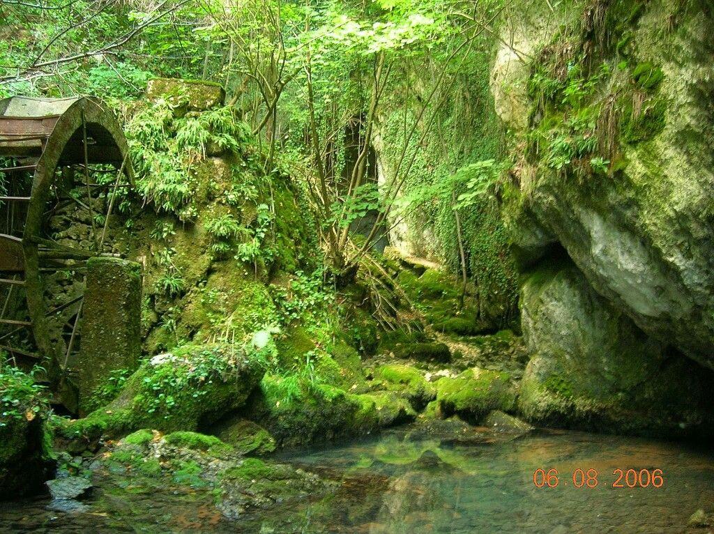 Hidrocentrala ...izvor Crnog Timoka