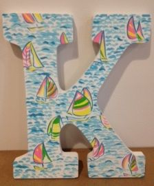 17 best images about preppy wood wall letters on pinterest surf wall hangings and delta zeta