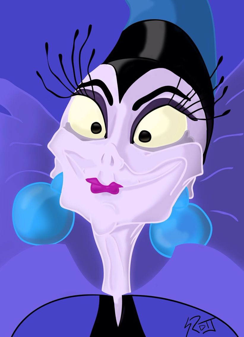 YZMA ~ The Emperors new groove, 2000 | THE EMPEROR\'s NEW GROOVE ...