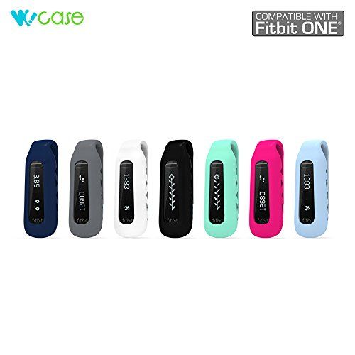 WoCase Clip Black Classic for Fitbit One Activity and Sleep Tracker Wristband Band Bracelet  Best Gift for Fitbit One User ** Continue to the product at the image link.
