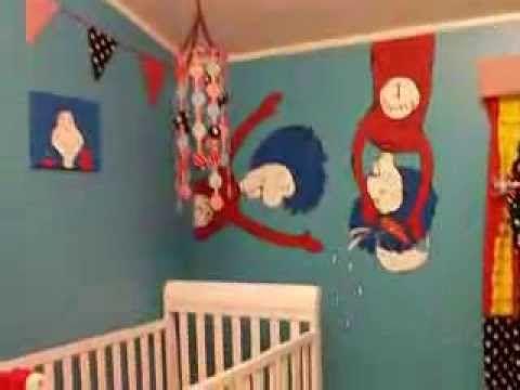 Nursery Dr Seuss