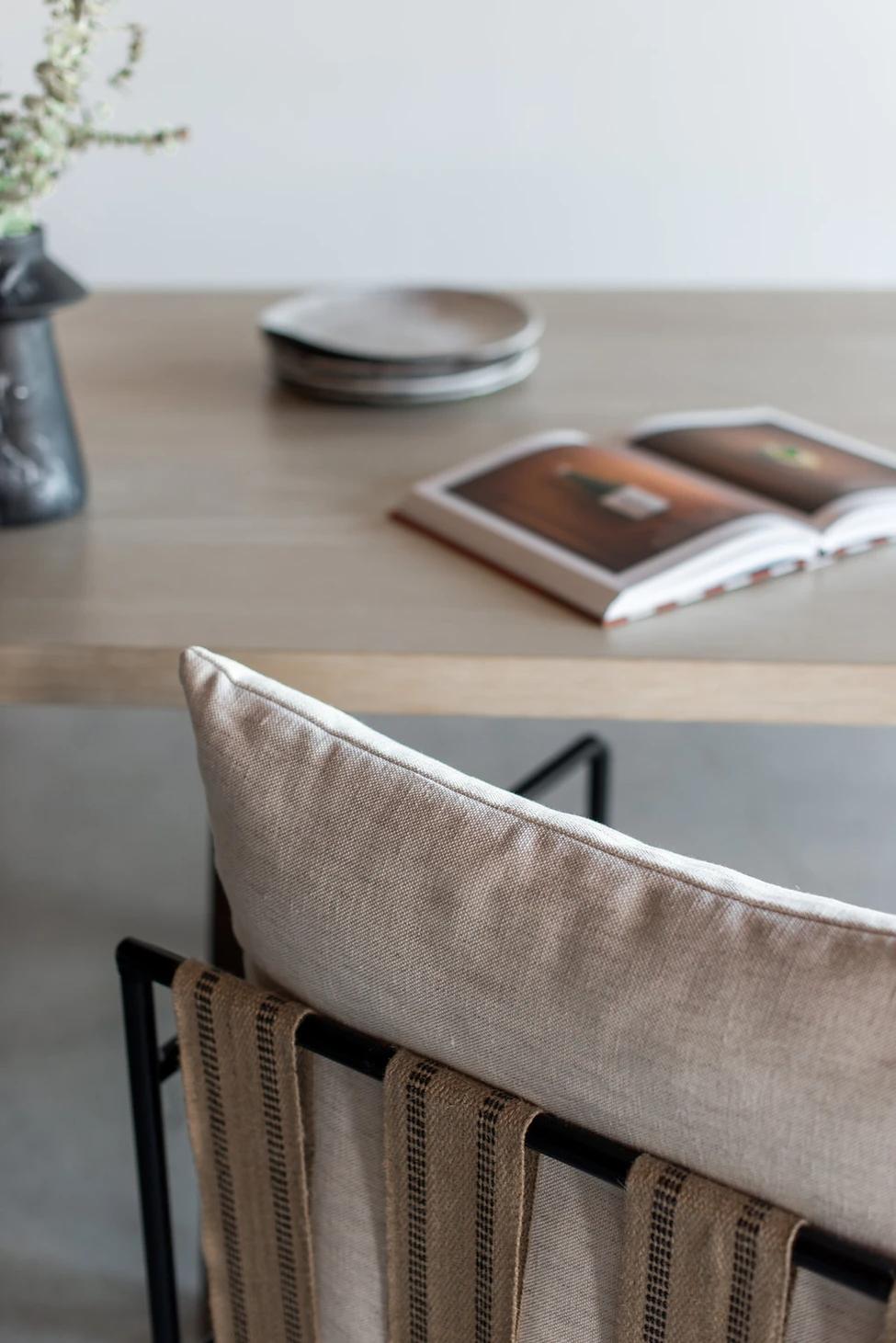 Sierra Dining Chair - Croft House Design Studio - LA, California – CROFT HOUSE