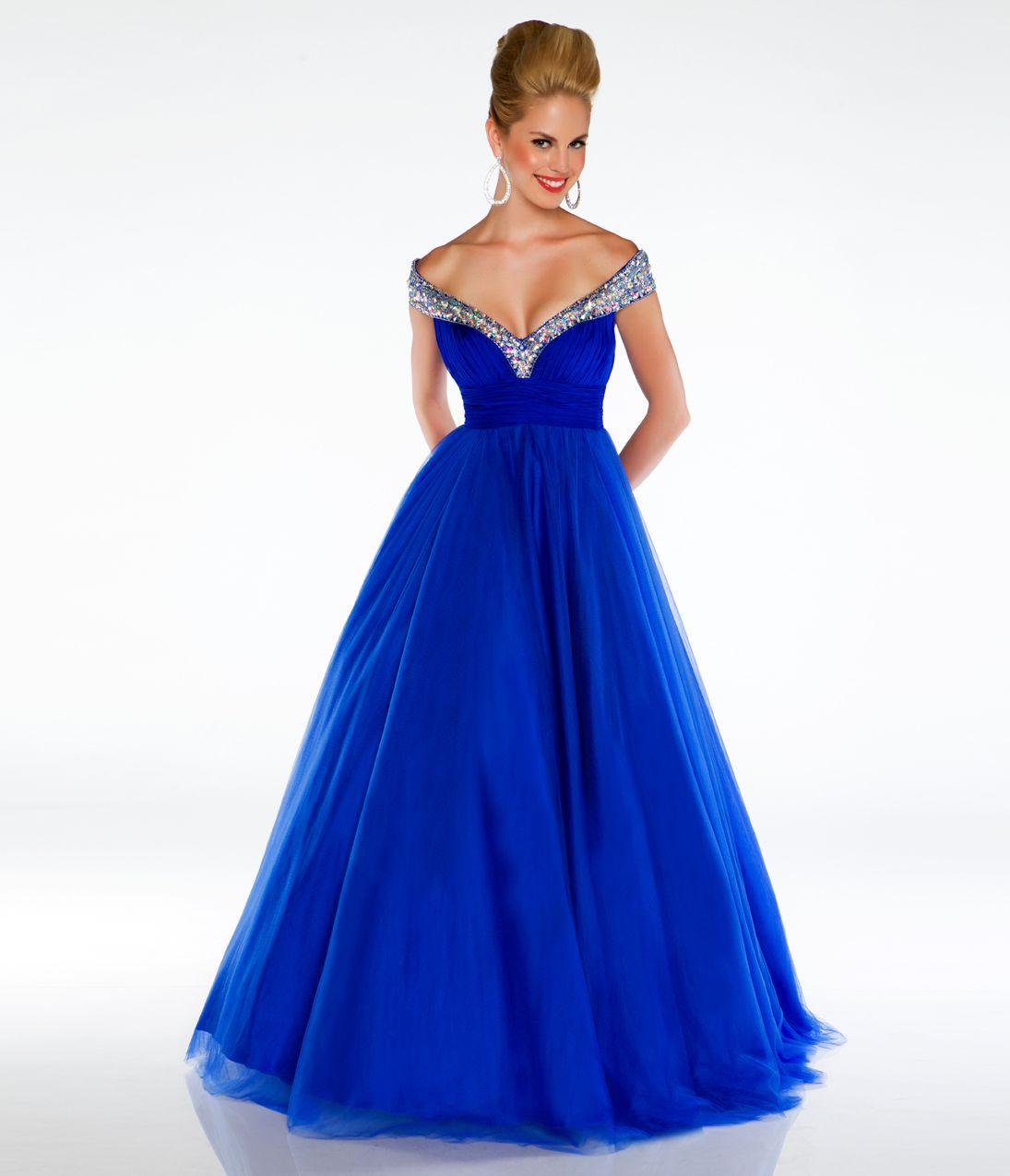 pin von rebekah auf blue fashion | schöne kleider