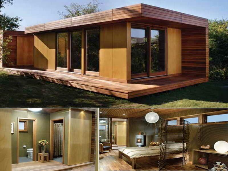 optez pour moins de murs et plus de pi ces polyvalentes petite maison vivre et mur. Black Bedroom Furniture Sets. Home Design Ideas