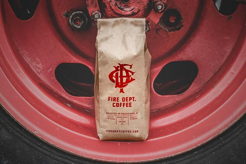 Fire Dept. Coffee Easy Drinking Coffee For Hardworking