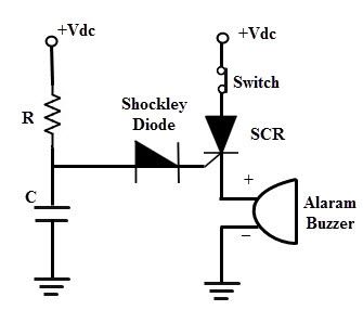 ShockleyDiode‬ is a four-layer semiconductor diode, which