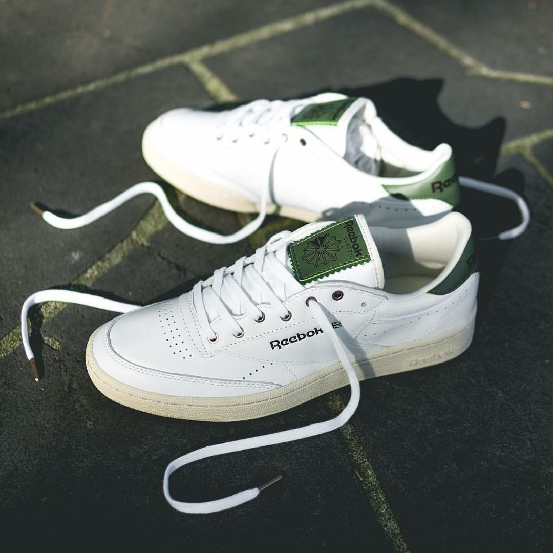 classic fit 8f6d6 3581d Reebok Club C 85 Reebok Club C, Sneaker Boots, Shoes Sneakers, Adidas  Sneakers
