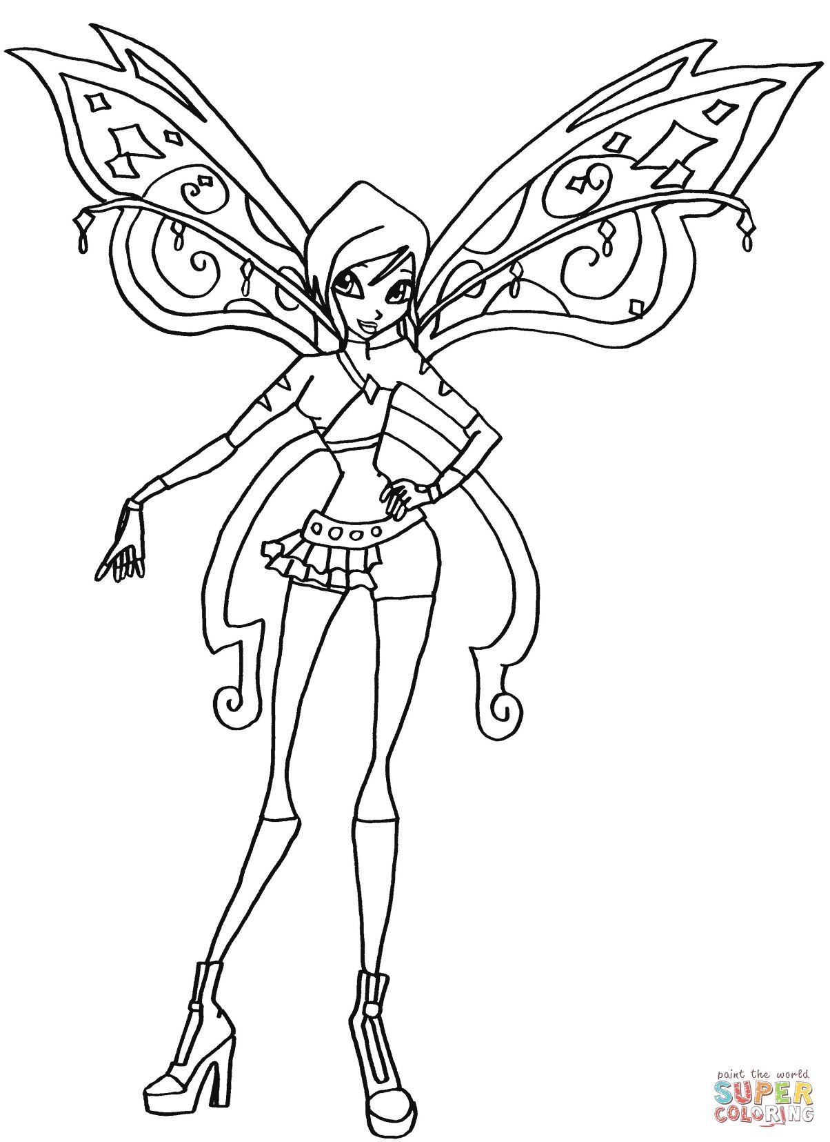 Rainbow Fairy Coloring Pages Fairy Coloring Fairy Coloring Pages Rainbow Fairies