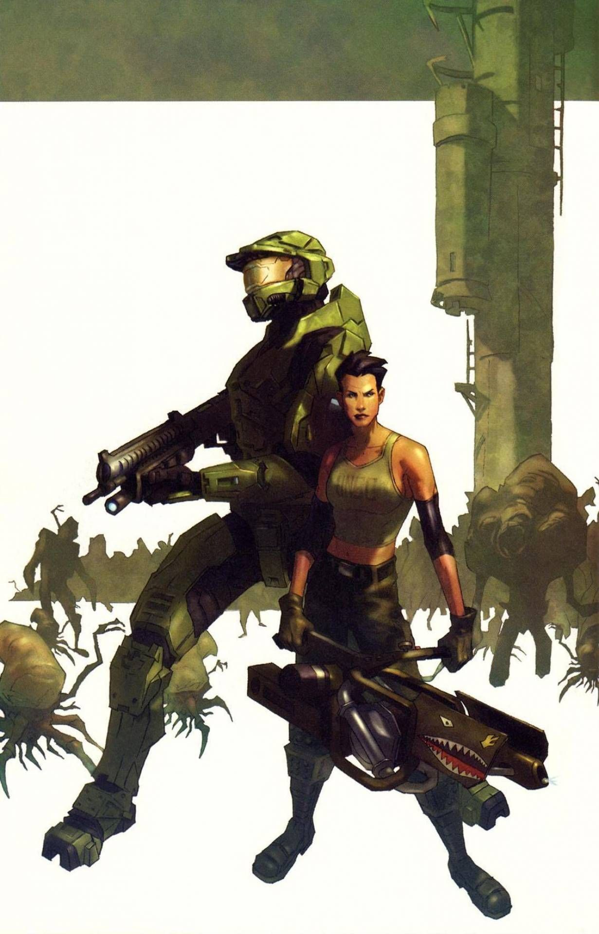 Pin by Chris on halo stuff Halo, Desktop pictures, Halo