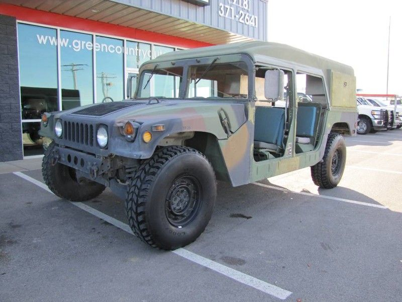 Green Country Auto Sales >> Greencountryautosales Collinsville Ok Humvee 1992 Am General