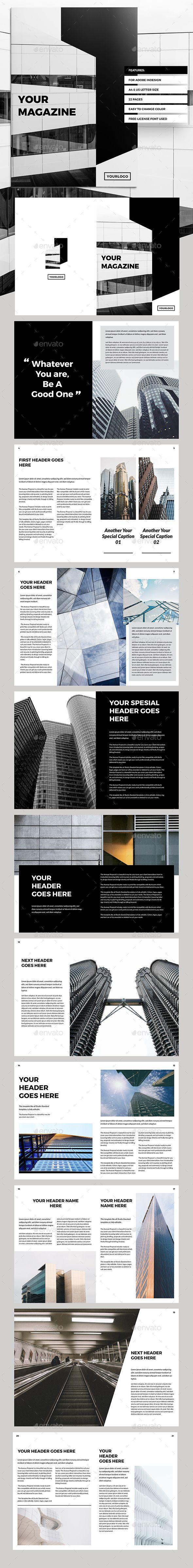 Clean Brochure