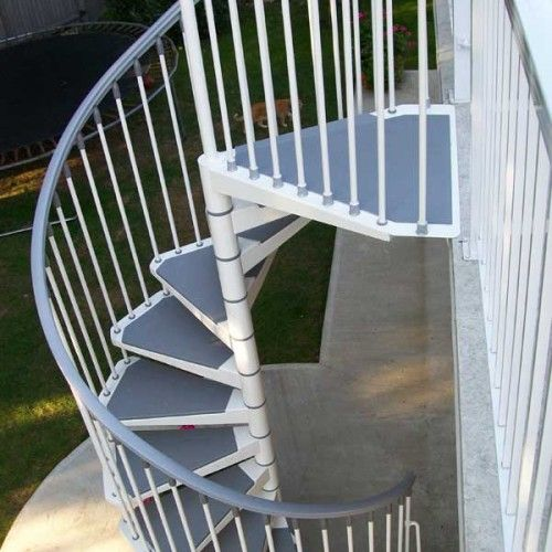 Best Arke Diy Spiral Stairs Stairs Spiral Staircase 400 x 300