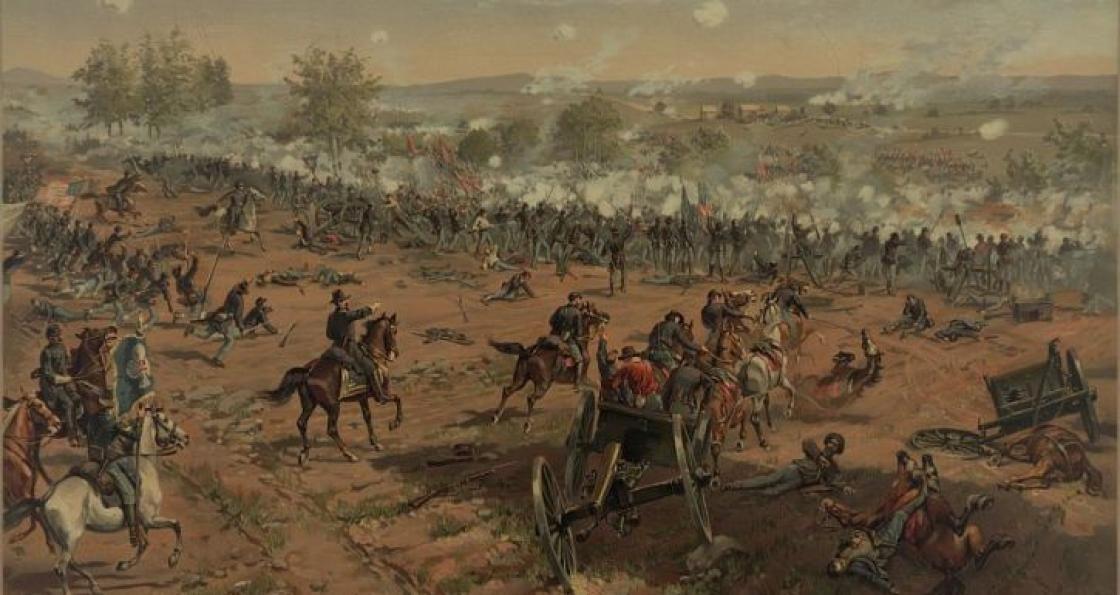 10 Facts Gettysburg Gettysburg, War, Civilization