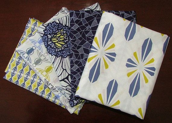 Fat Quarter Bundle 5 of Luxe in Bloom designed by Sarah Watson for Art Gallery Fabrics. These are high quality designer quilting fabrics cut