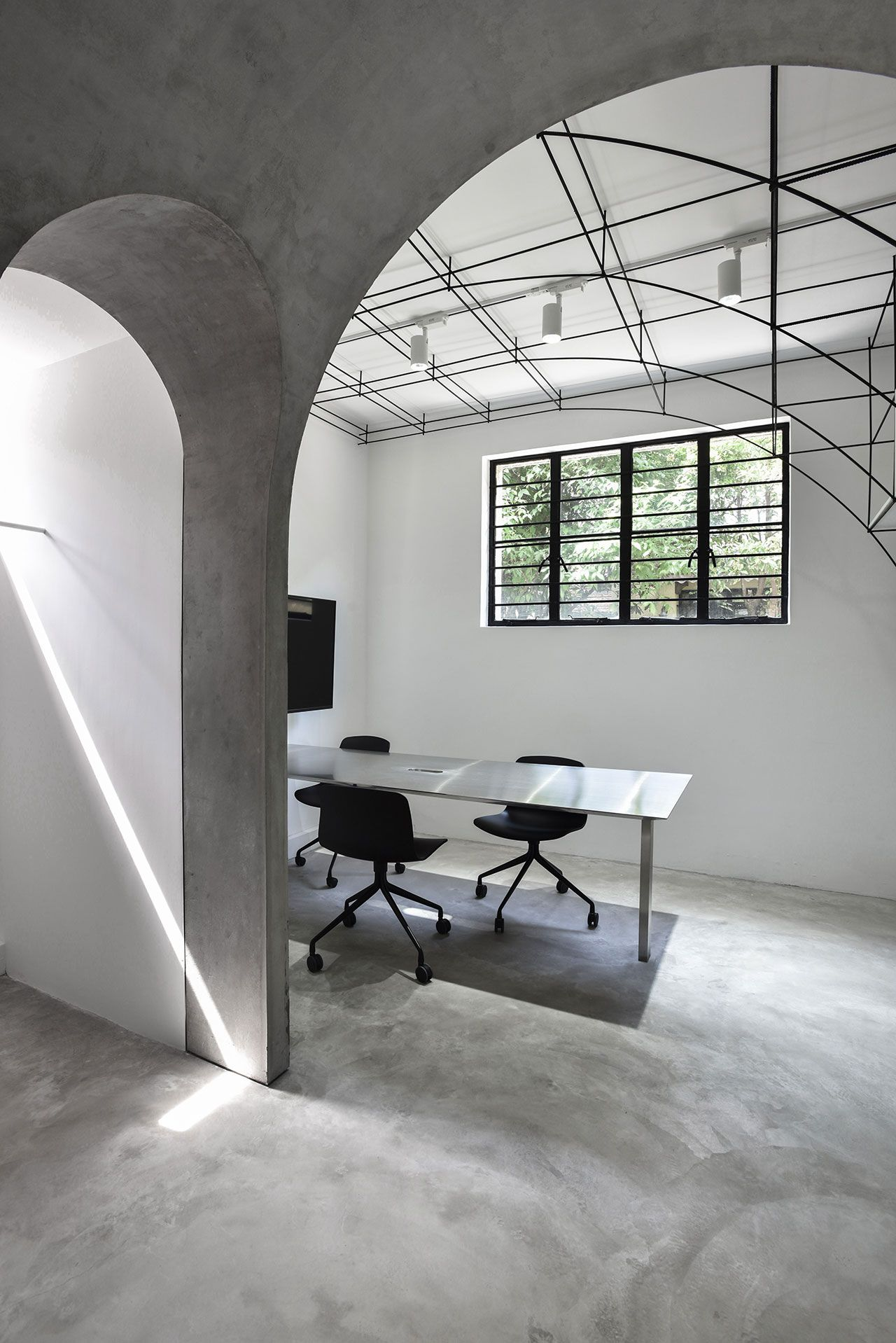 Monoarchi S New Shanghai Office Pays Tribute To Its Historic