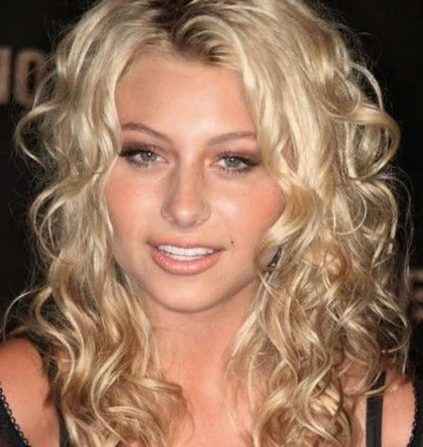 Shoulder Length Haircuts For Thick Wavy Hair Round Face : Medium length haircuts for round faces thick hair u2013 araer