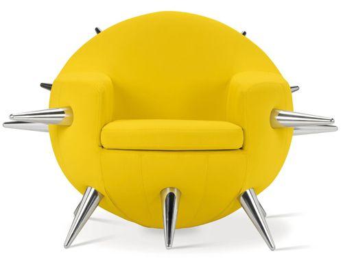 bomb chair\' from italian company adrenalina | chair it | Pinterest