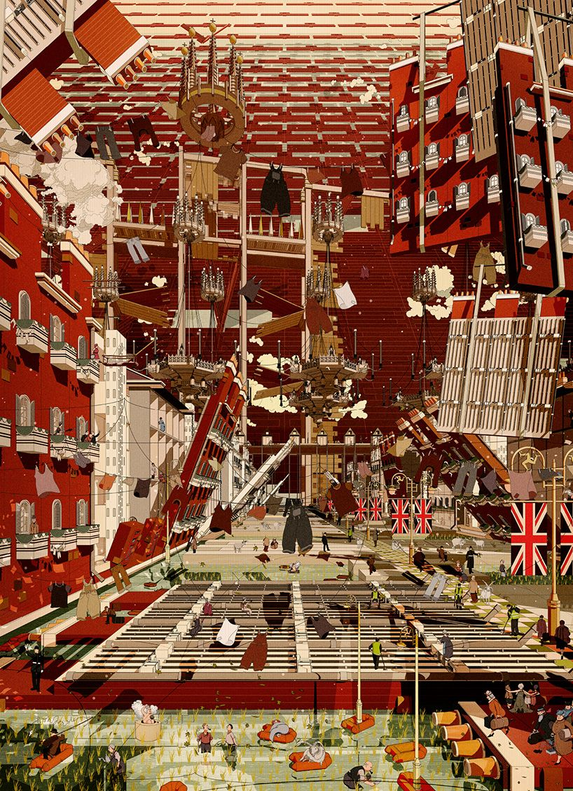 Eric wong proposes a blueprint for a re imagined britain pinterest mastering in architecture at the bartlett school of architecture eric wong develops cohesion a project that explores a new urban model for the uk malvernweather Image collections