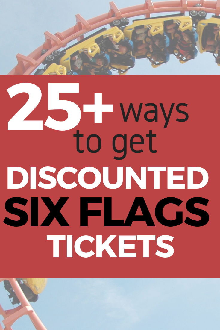 Six Flags 45 Per Person Http Www Est Us Com Index Php Main Page Index Cpath 122 Savings Discount Coupons
