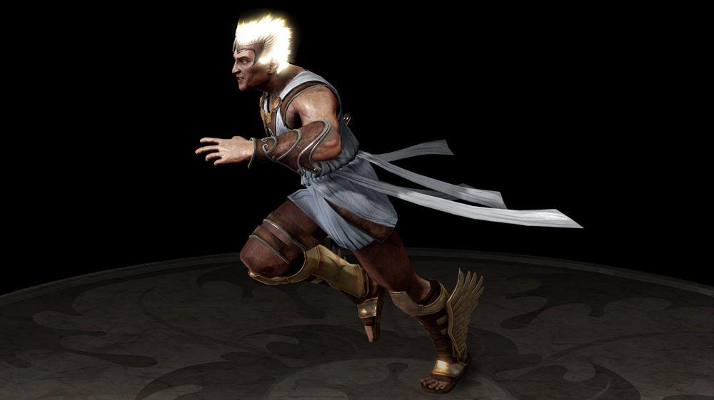 God Of War Hermes Boots hermes god of war Gall...