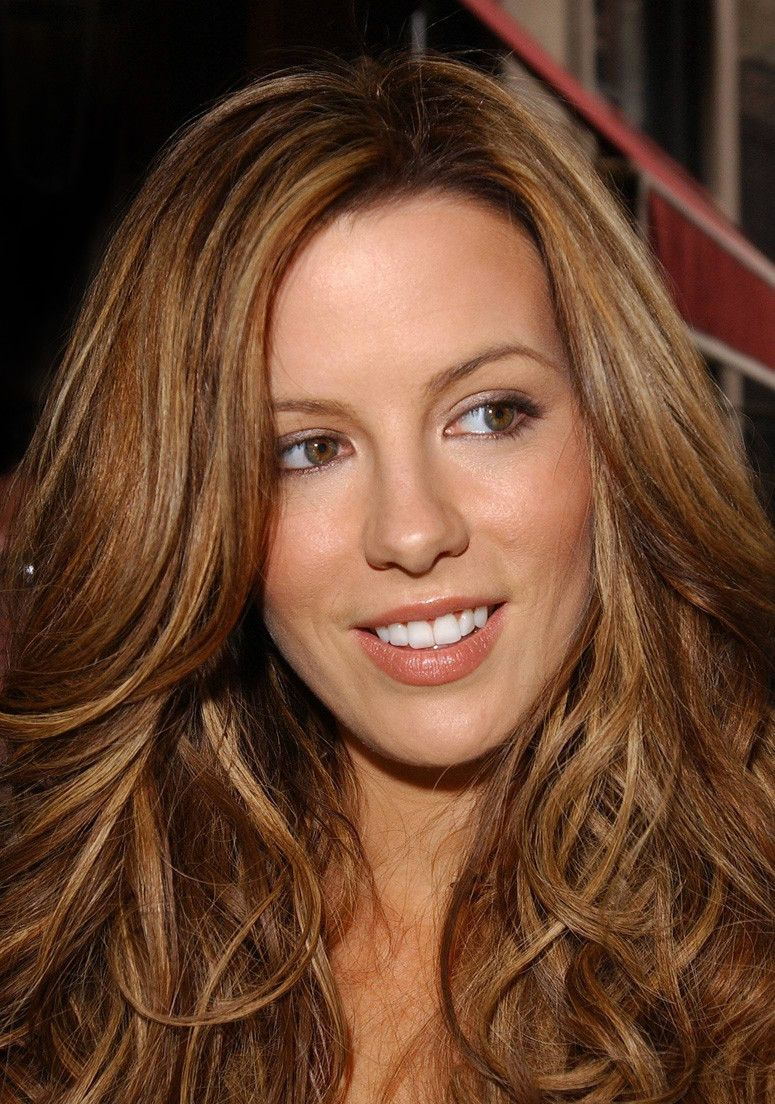 Kate Beckinsale  light brown hair  Hair style  Pinterest  Light