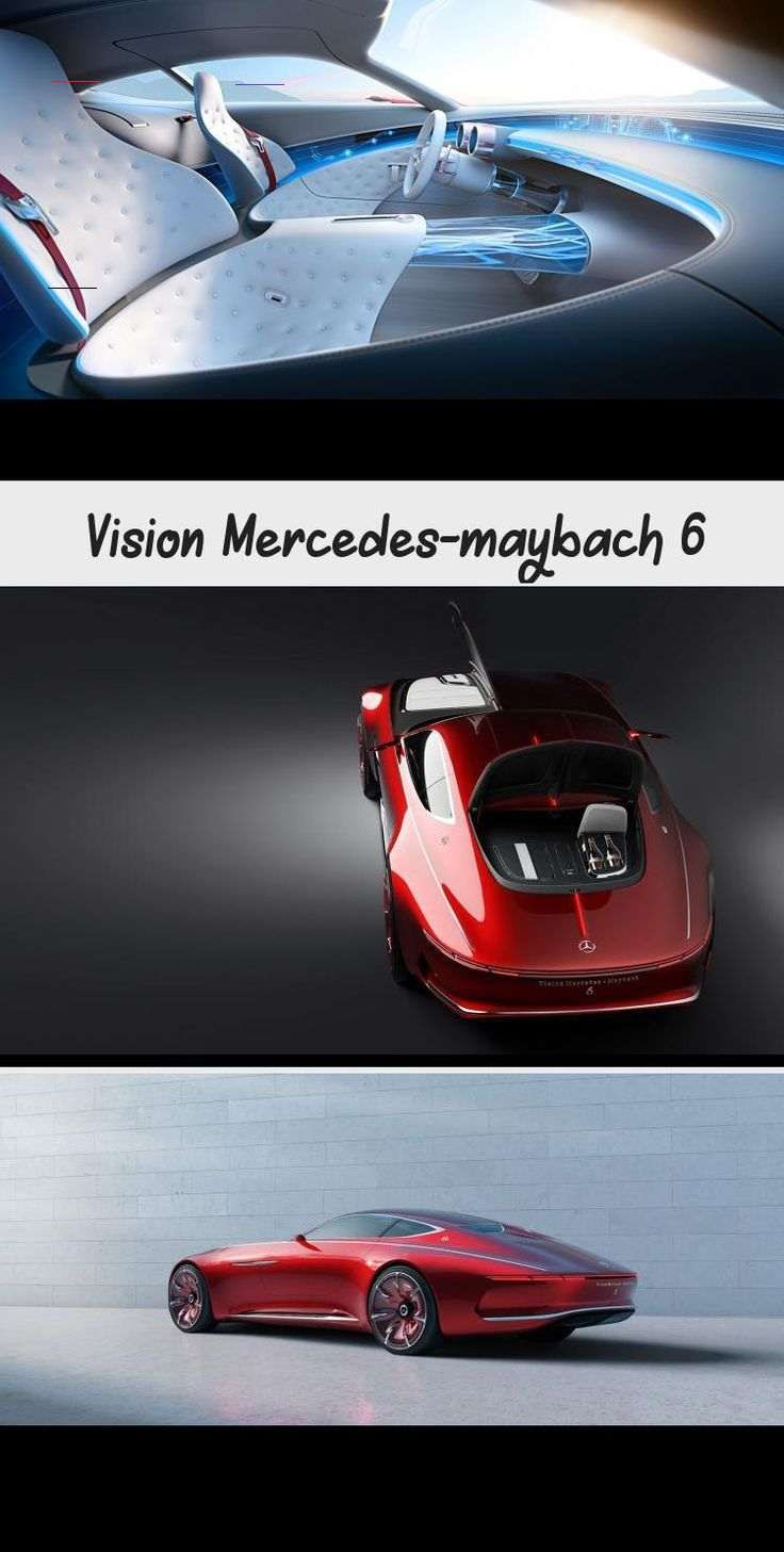 Photo of Vision Mercedes-maybach 6 – Dekoration Vision Mercedes-Maybach 6 #Vision #Merced…