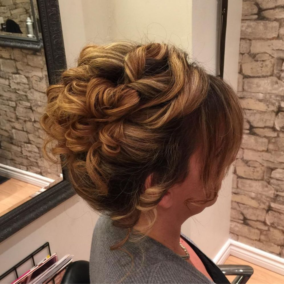 ravishing mother of the bride hairstyles in my hair