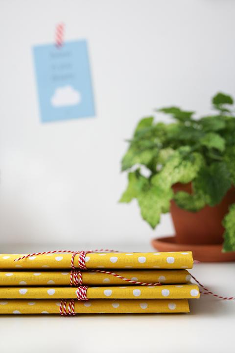 Notebook DIY| Vakantieboekje voor juf DIY | Elske | www.elskeleenstra.nl
