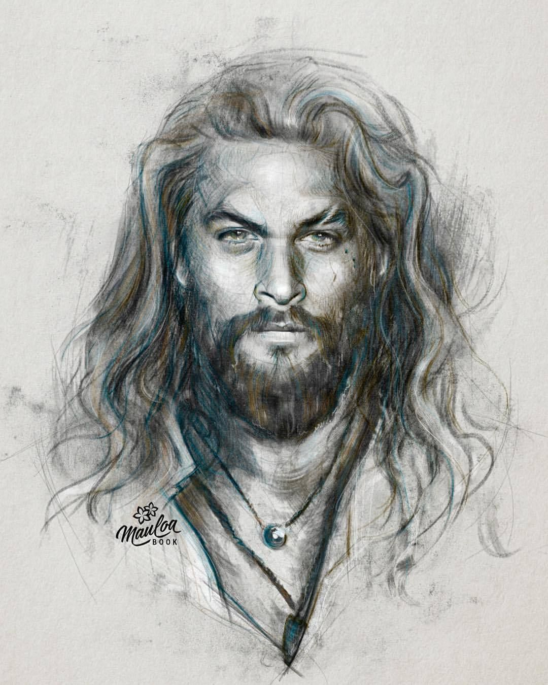 «How do the angels get to sleep / when the devil leaves the porch light on?» #TomWaits #MrSiegal #JasonMomoa #PrideOfGypsies #Aquaman #KaMoiDirtbag #Drawing #Charcoal #Graphite #PrismacolorPencils #BackOnTrack #FeelingBetter