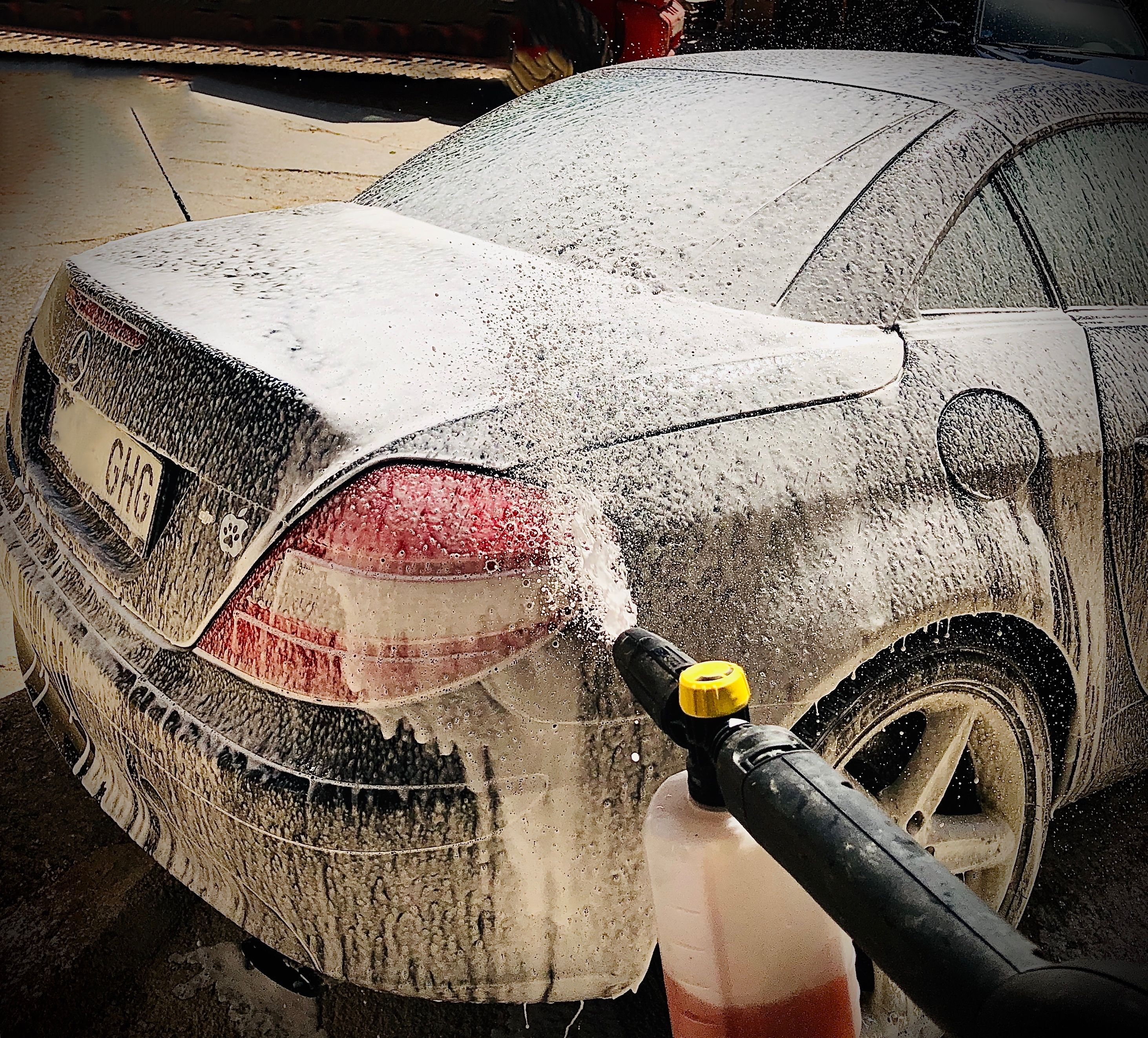 Supercar Duo Luxurycorp Rollsroyce: Idea De SJAKK En Mercedes Benz